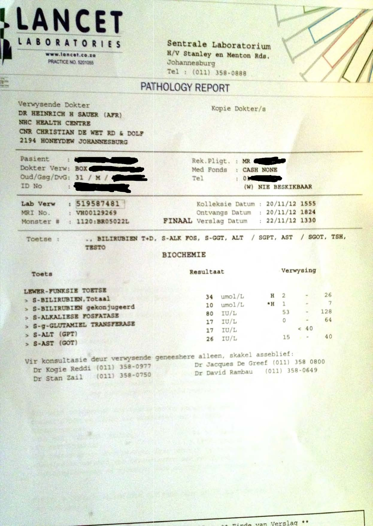 eq steroid results