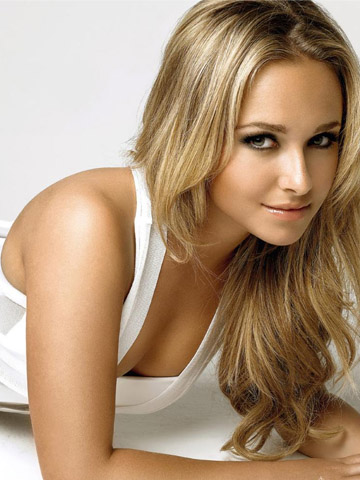 hayden panettiere is a goddess. Black Bedroom Furniture Sets. Home Design Ideas