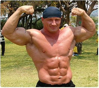 God made powerlifters so bodybuilders would have something ...  God made powerl...