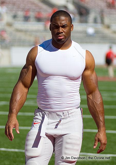 Vernon gholston bodybuilding nfl safety laron landry natty