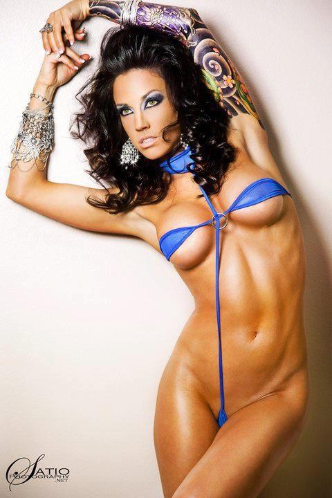 Female Fitness Models With Tattoos##-melissa_hall_larsen.jpg