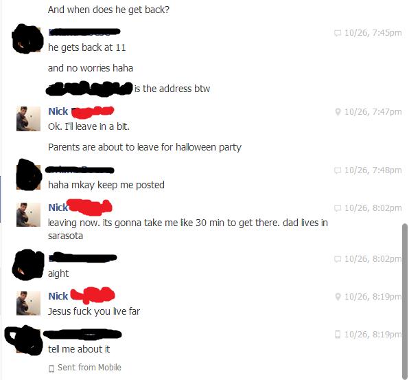 facebook hookup