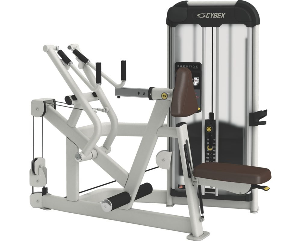chest supported row machine