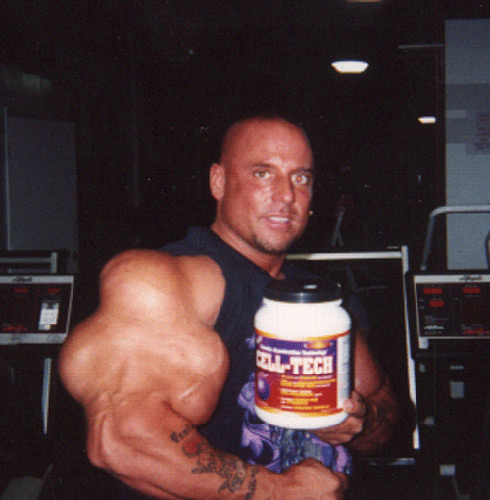 Synthol - Before and afters