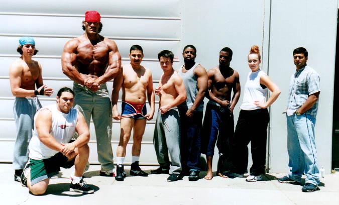 Tallest Male Pro Bodybuilder