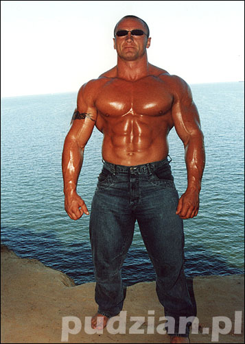 steroid muscle