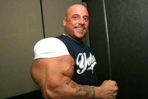 Biggest Biceps Greg Valentino the Most Hated Man in Bodybuilding ...