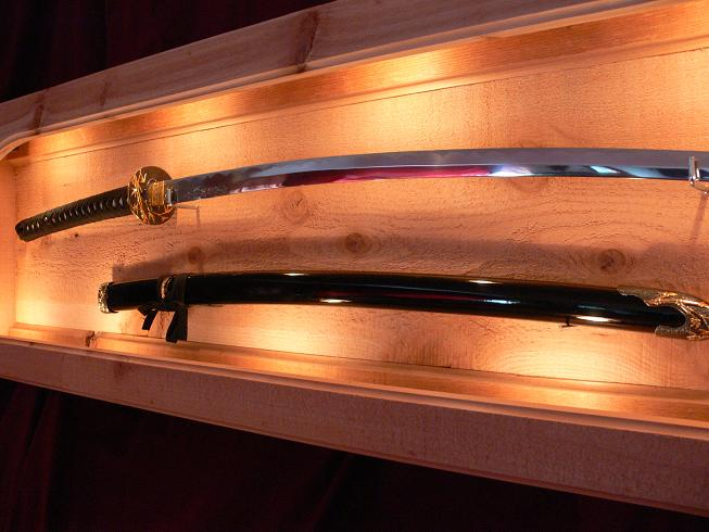 Conan Fans Must See Sword Amp Custom Display Cases