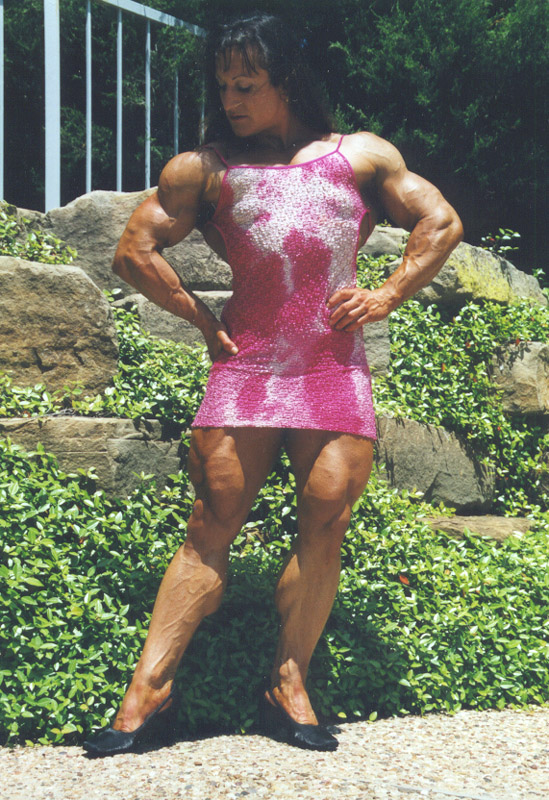 steroids for women naked
