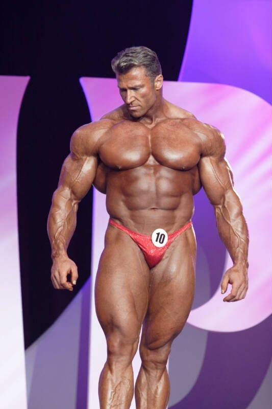Who is your favorite Pro Bodybuilder Past/Present?