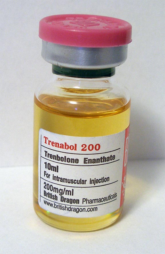 effects of trenbolone acetate