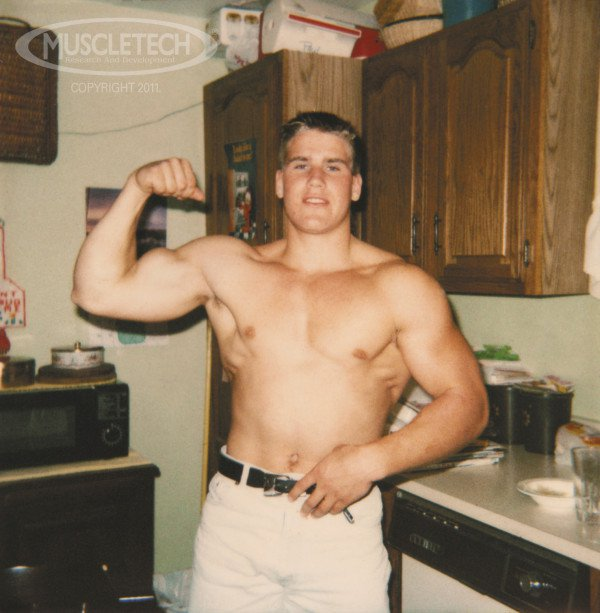 steroid cycle 20 years old