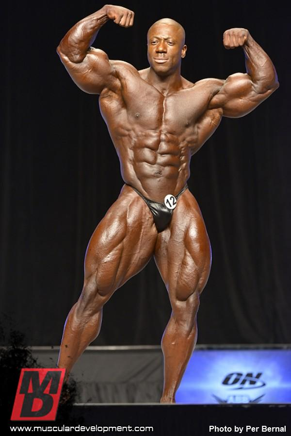 todays bodybuilders