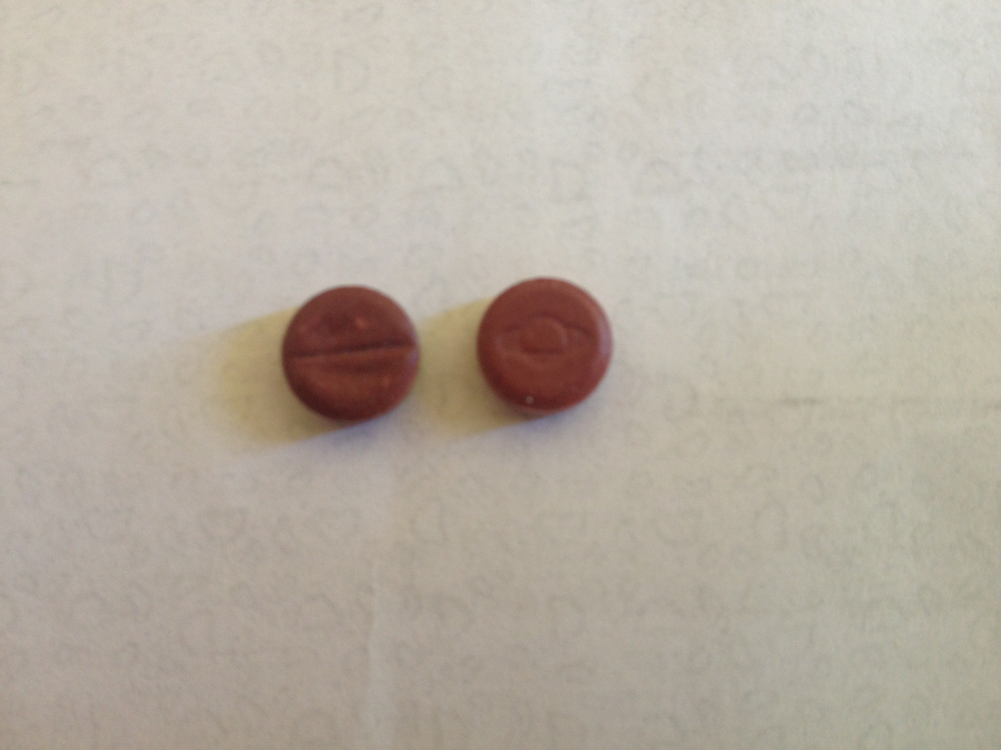 red anavar tablets