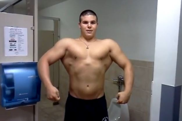 my first steroid cycle (dianabol only)