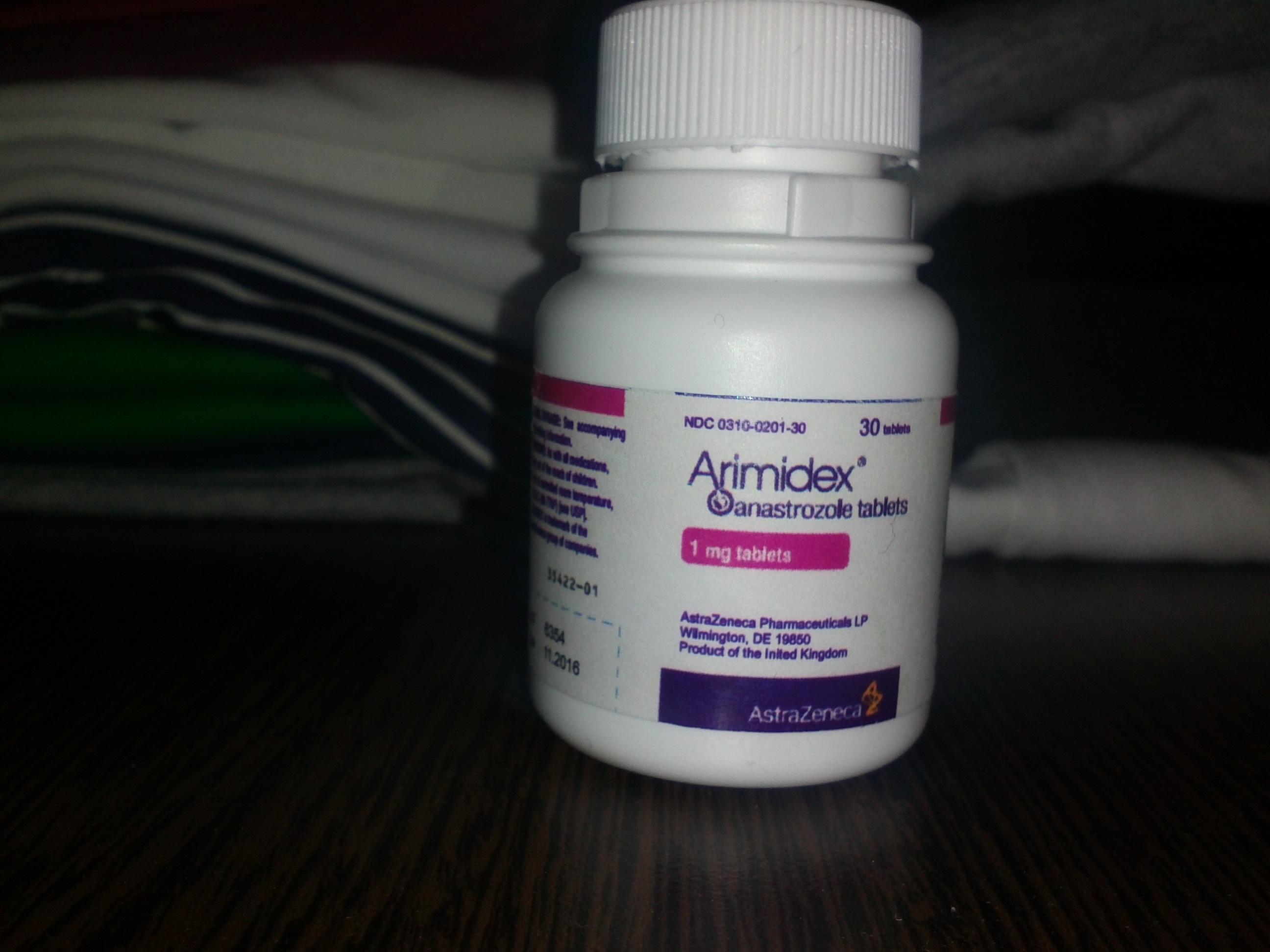 Arimidex Anastrozole Bodybuilding