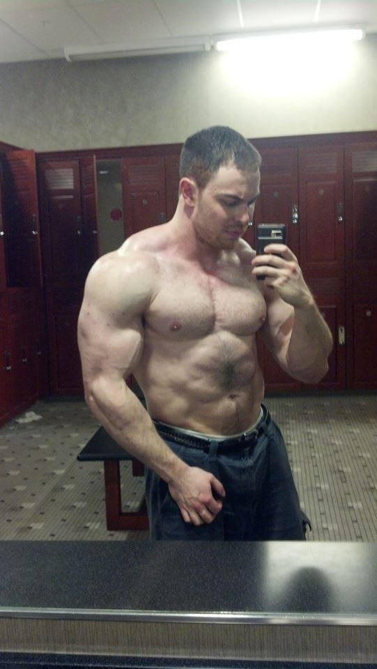 Can you tell what roids someone used?