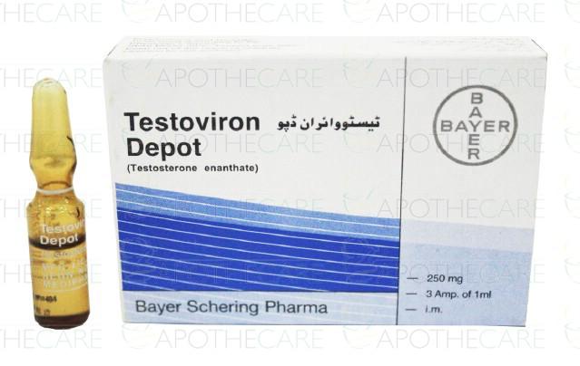 testoviron depot steroid