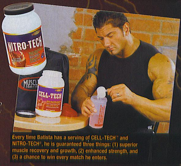 Batista Workout And T Program