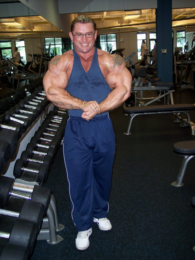 Varios Pics of Steroid Users!