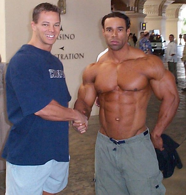 What happened to Kevin Levrone?