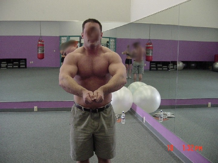 STEROID CYCLE OF A PRO Mr. Olympia