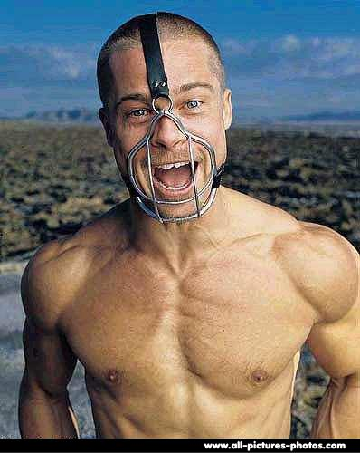 Brad Pitt Fight Club Workout Bodybuilding