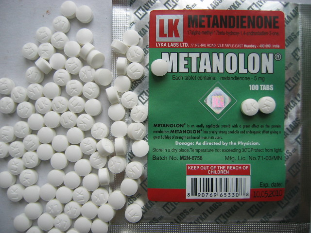 metanolon steroid