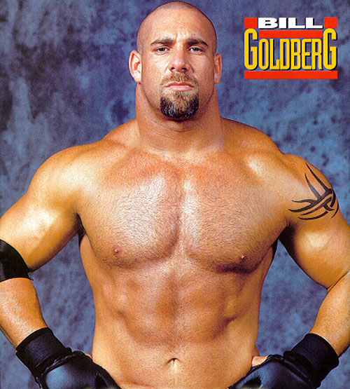 bill goldberg return