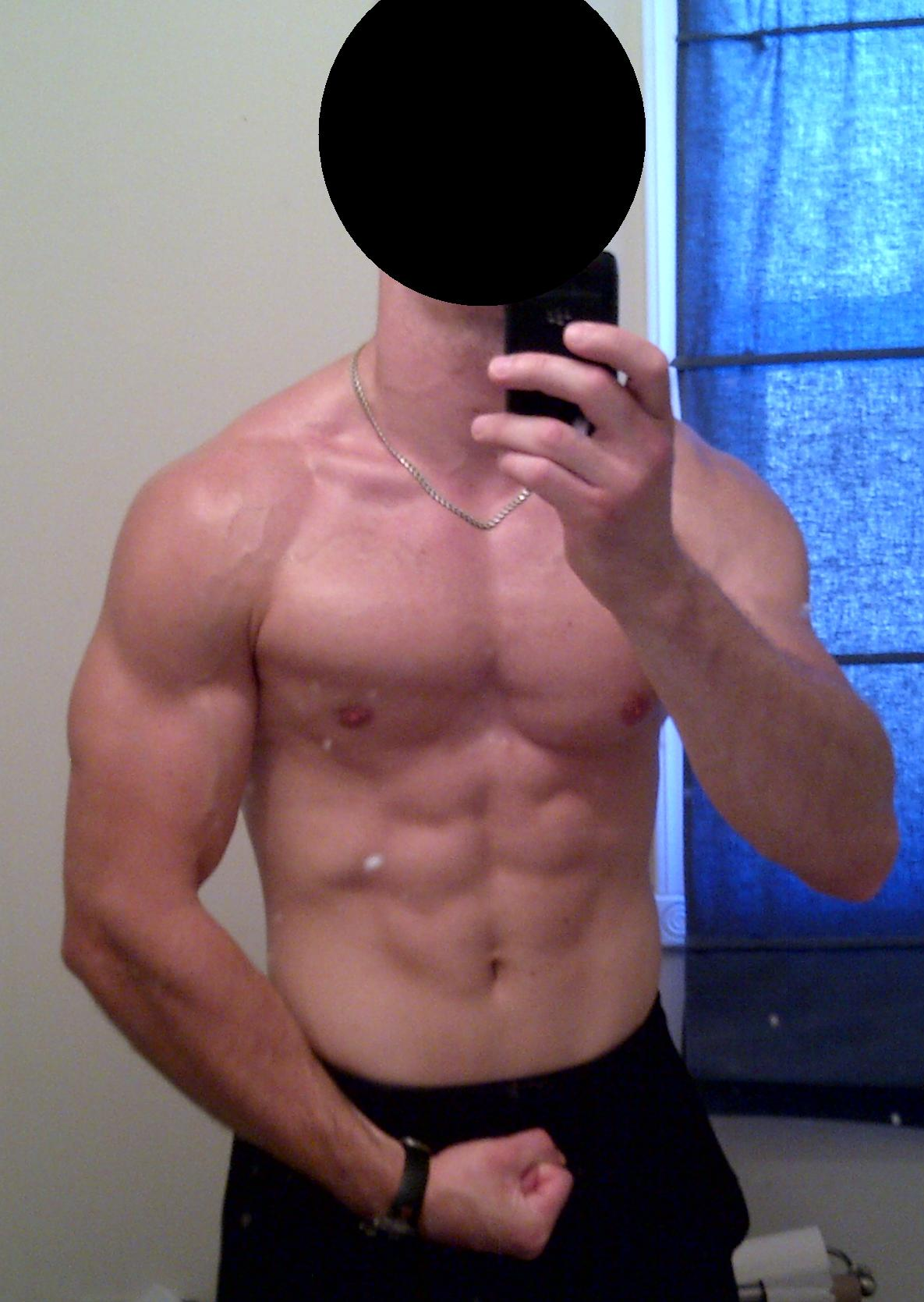 5'11 180 lbs, should I cut or continue to lean bulk (with