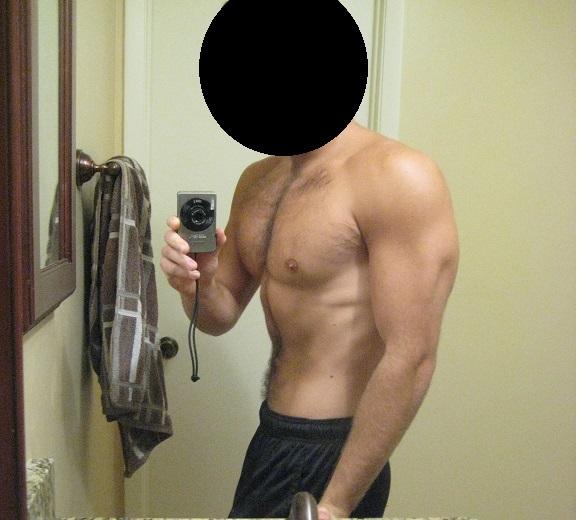 Body Fat Estimate 81