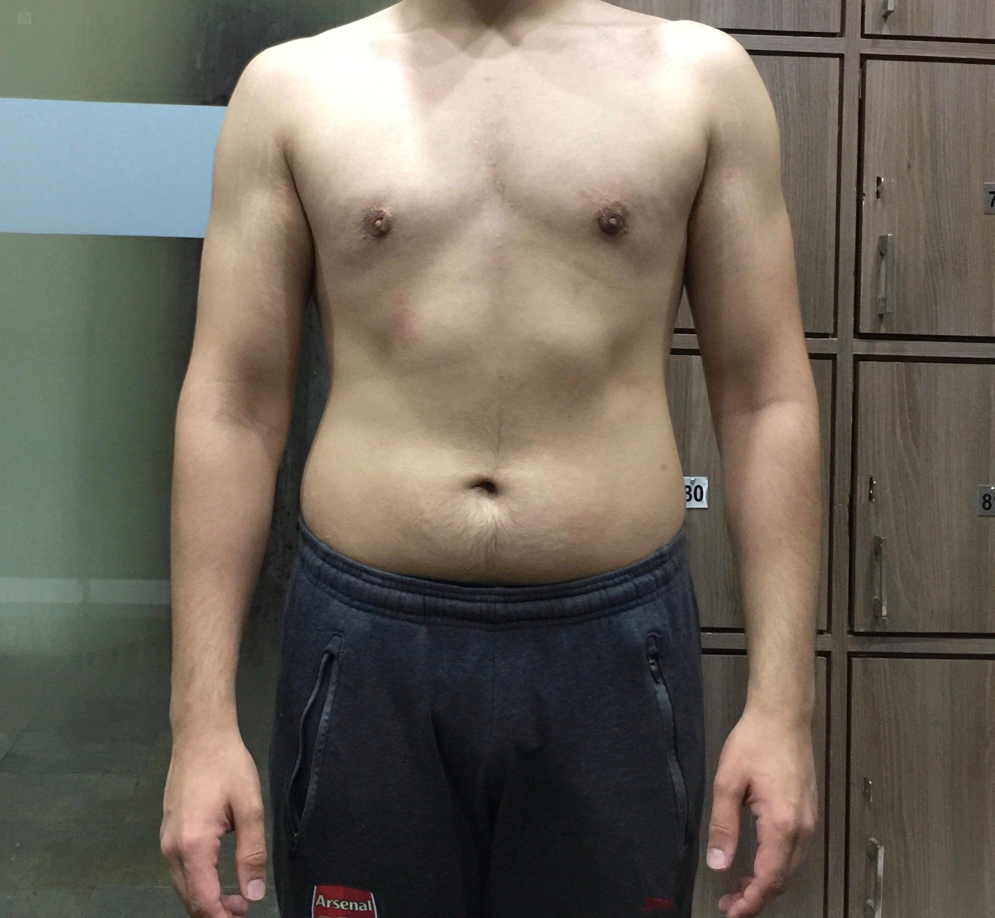 lean bulk first cycle