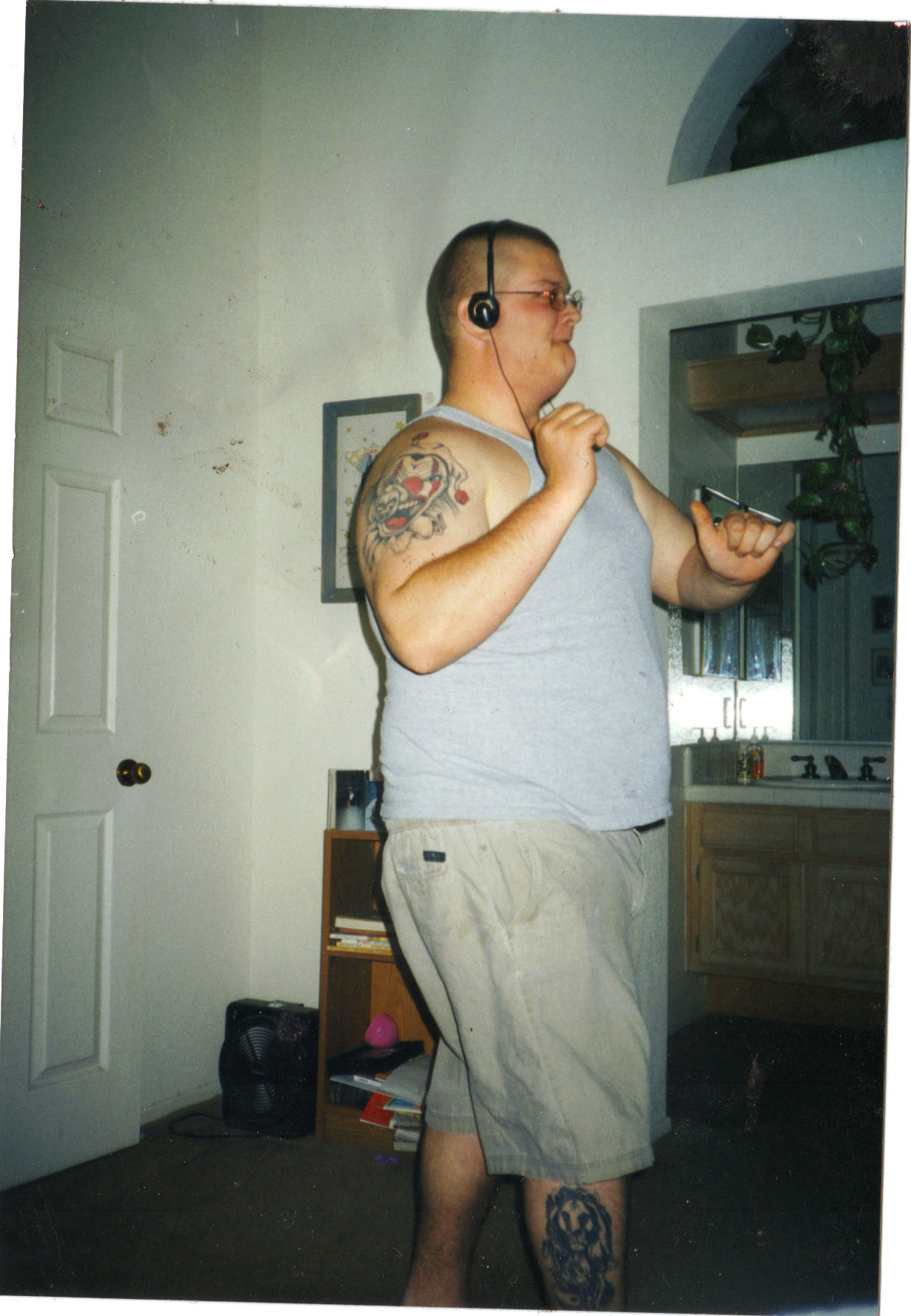 I HAD GASTRIC BYPASS ALMSOT ONE YEAR AGO THIS APRIL 10th