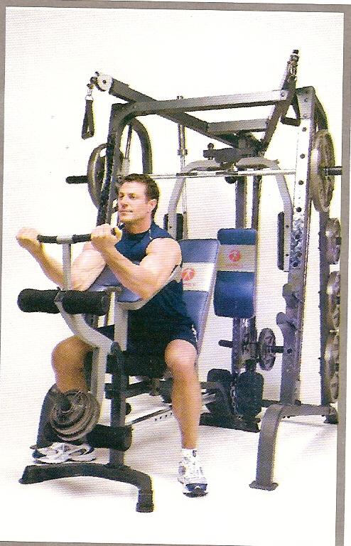 marcy 4360 smith machine