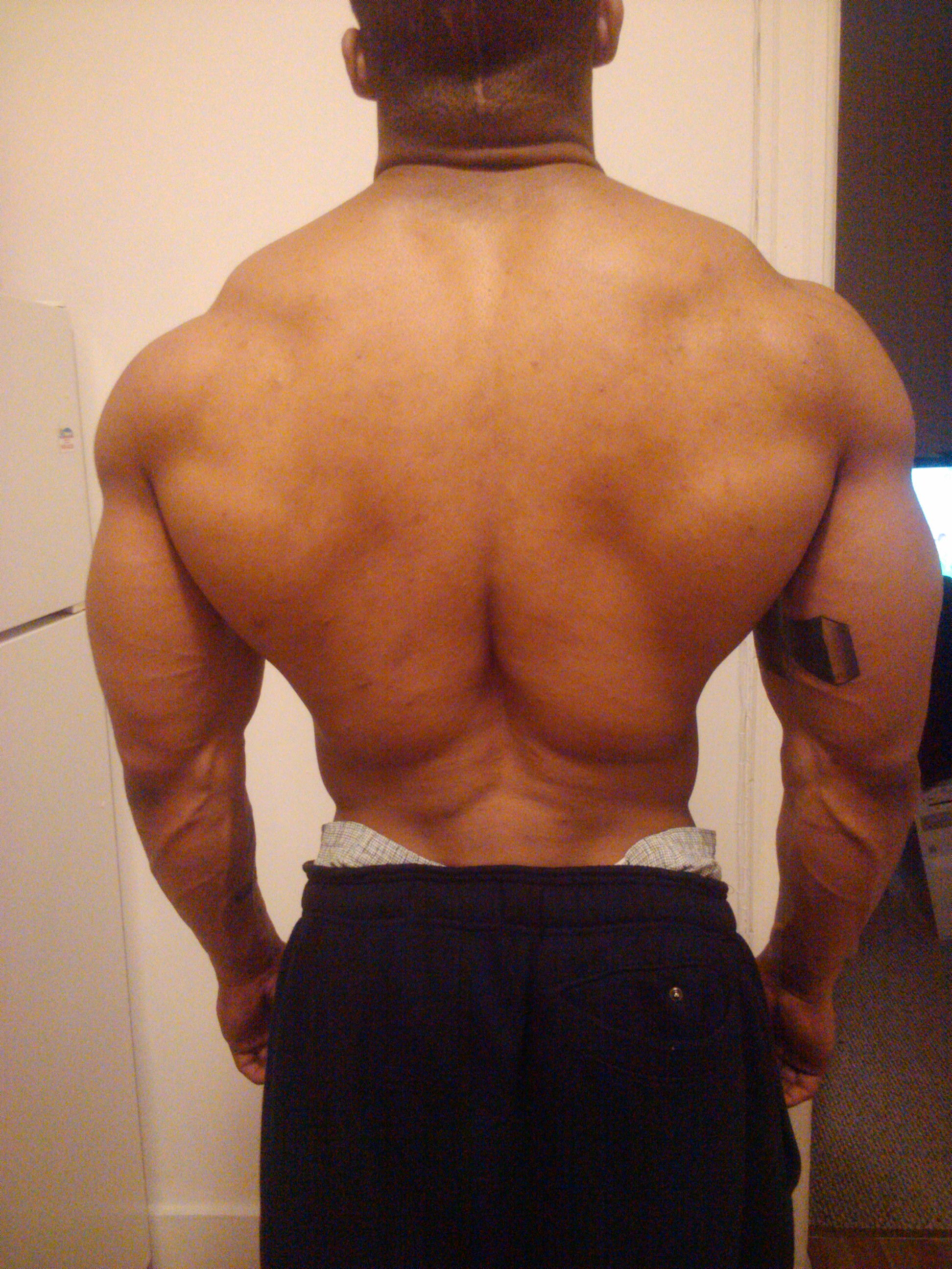 what is dbol back pumps