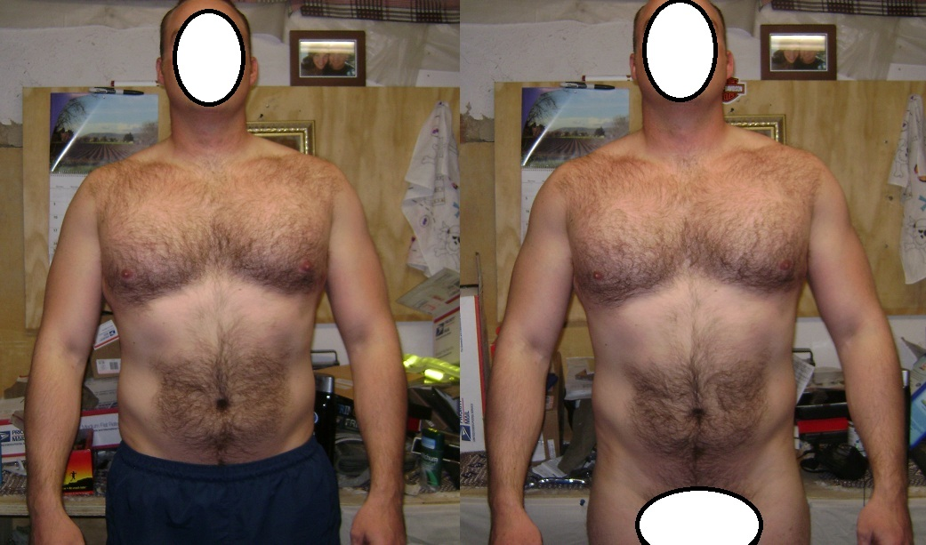 Test-E/Dbol 12 week cycle with progress pics.