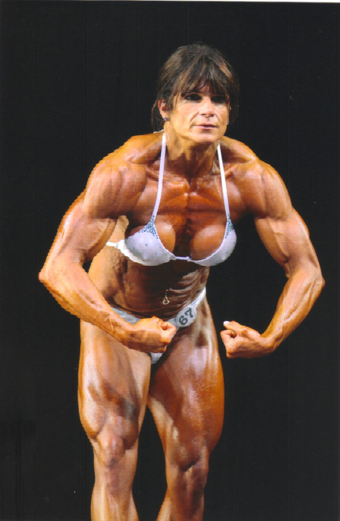 young nude female bodybuilders