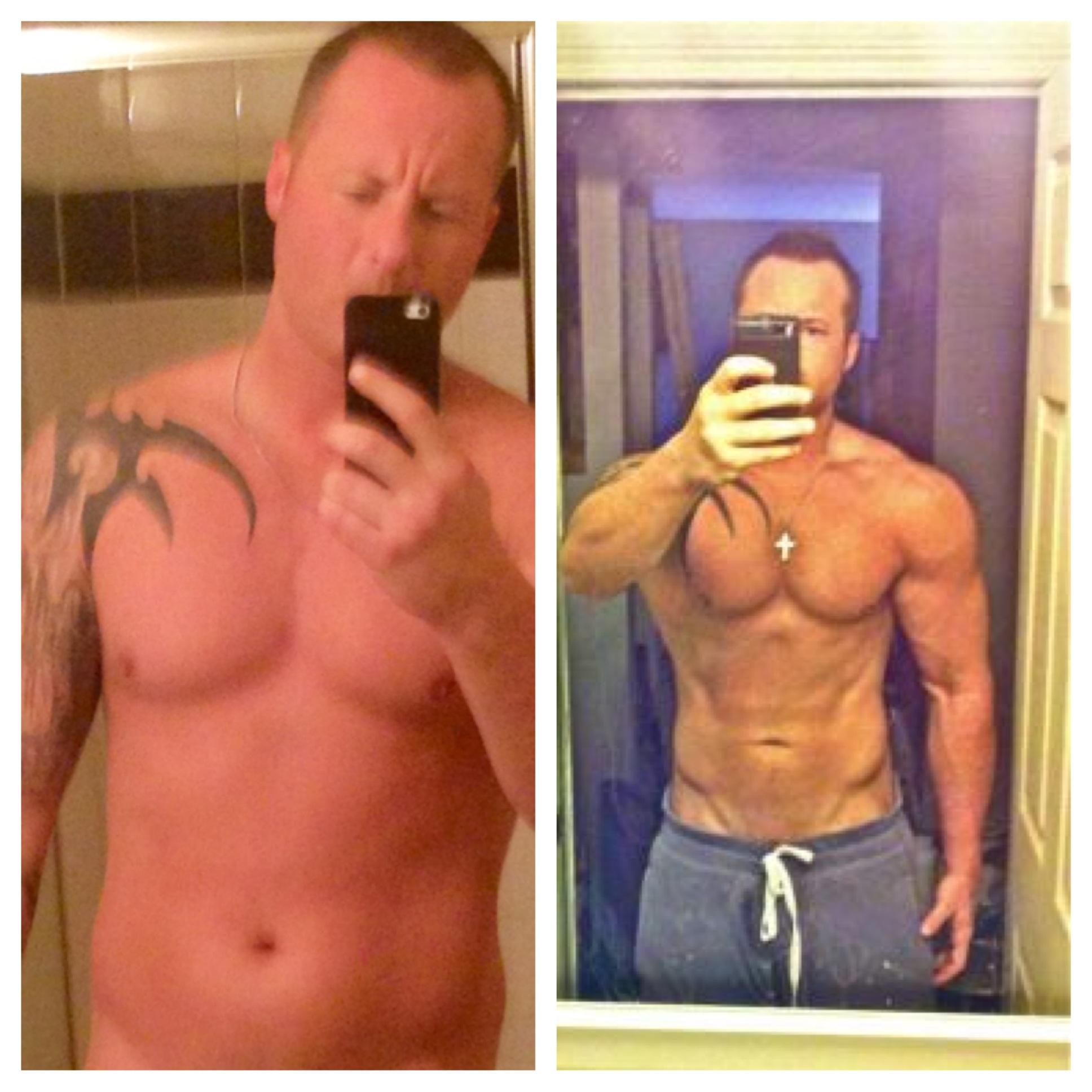 My three month transformation