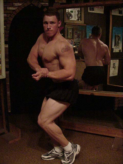 image Male bodybuilder amateur new orleans gay