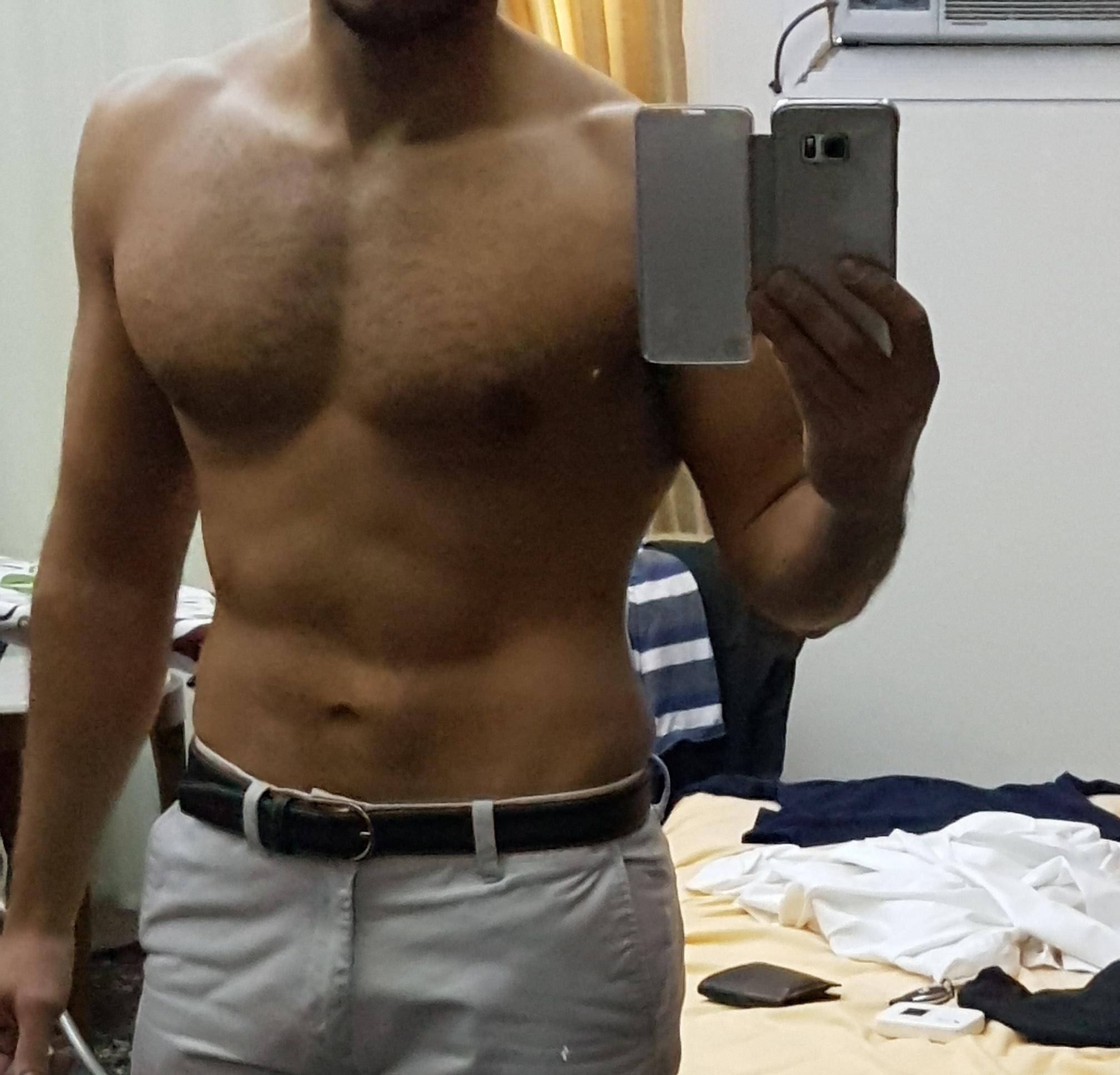 Body Fat Estimate 95