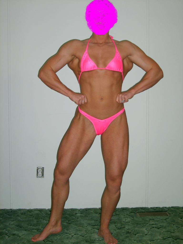 female bodybuilders on steroids Quotes