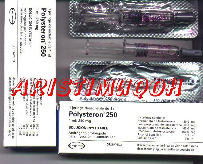 polysteron 250 steroid