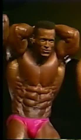Shawn Ray - 1990 Ironman Pro - PICS!!!