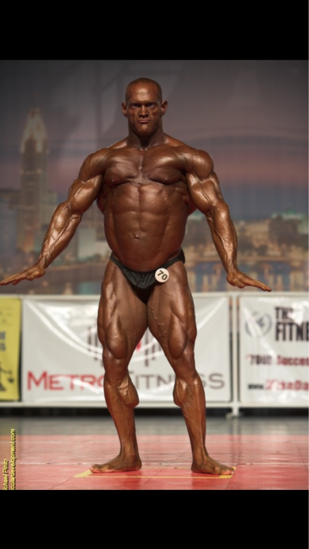 Ugliest man in bodybuilding - Page 2