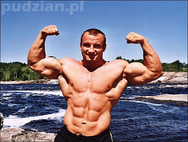 pics of Mariusz Pudzianowski