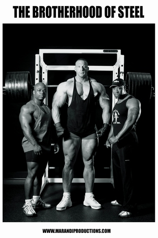 The Tallest Bodybuilders??????