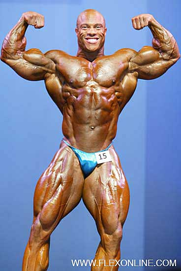 PHIL HEATH Amazing