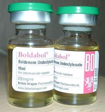 Equipoise/Boldenone Undecylenate