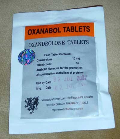 Anavar/Oxandrolone