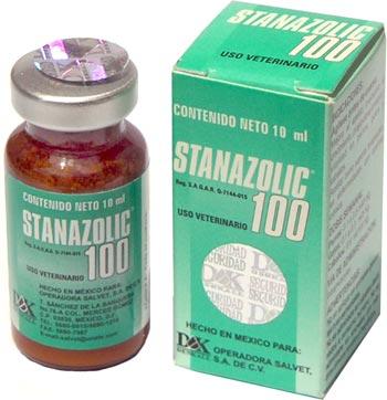 stanazolic 100 steroids